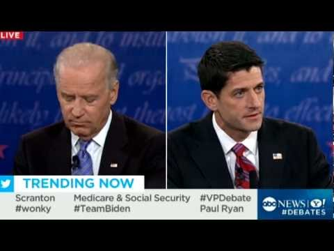 Vice Presidential Debate 2012: Biden on Afghanistan: Withdrawal 'Does Not Depend on Conditions'
