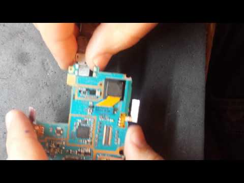 Замена гнезда на планшете своими руками