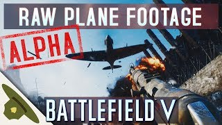 Battlefield 5: RAW PLANE GAMEPLAY from EA Play pre-alpha