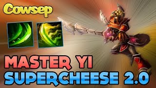 Win the early game AGAIN! Super cheese level 2 invade!