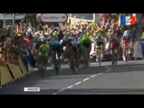 Le Tour de France 2014 (Amazing Marcel Kittel [GIANT TEAM] )