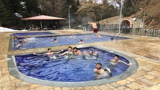 Winter Borjomi Baths Day Trip
