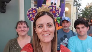 Hitting Every Candy Spot at Mickey's Not So Scary Halloween Party! - Magical Mondays #116
