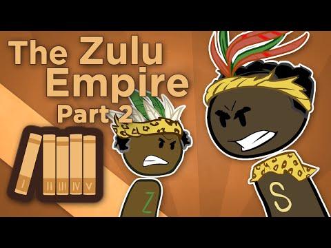 Africa - Zulu Empire II - The Wrath of Shaka Zulu - Extra History