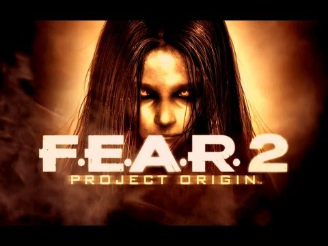 FEAR 2 Project Origin (Horror) Лучшие моменты