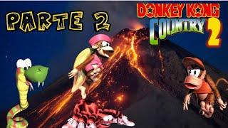 Donkey Kong quest 2 rivotril games gameplay super nintendo snes serie parte dois