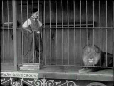 1928 - The Circus (charlie Chaplin) clip0.3gp video