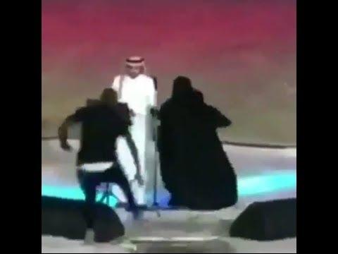 Girl arrested for hugging male singer in Saudi concert - Saudi Arabia