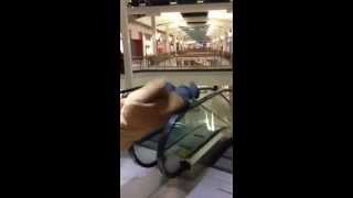 Escalator Helicopter Gone Wrong