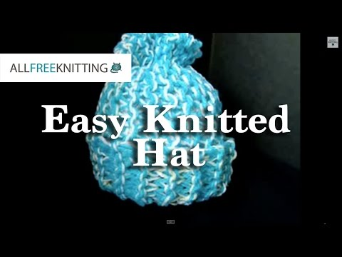 How to: Knit Seed Stitch - YouTube