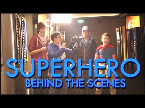 SUPERHERO-Short Film Behind the Scenes (Part 3 of 3) [HD]