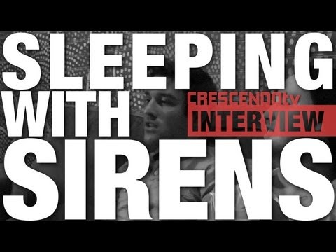 SLEEPING WITH SIRENS interview #3 | Escaping From Jail | NEW Album