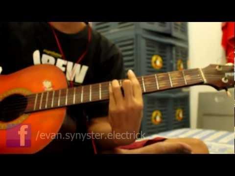 Kokoro no tomo (teman hati tak terpisahkan) - Guitar Cover