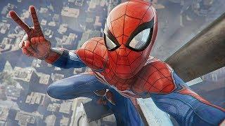 MARVEL'S SPIDER-MAN NEW GAMEPLAY WALKTHROUGH (E3 2018)