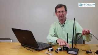 Overview Tutorial of an Easy-to-Use Wireless Sensor Network (WSN)