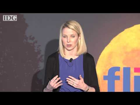 Raw video: Marissa Mayer on Tumblr aquisition