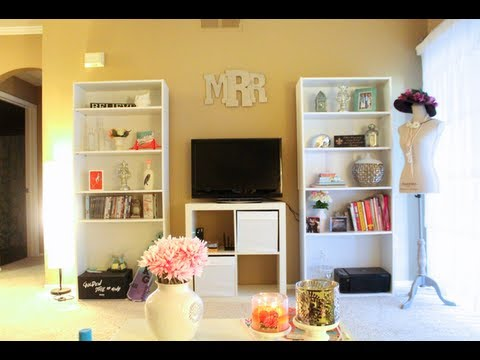Apartment Tour | MeghanRosette