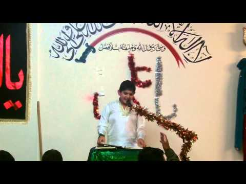 (13 Rajab) Zakir Taqi Abbas Bukhari  In Derby video