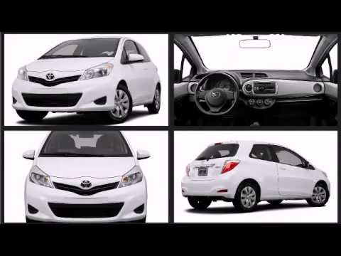 2013 Toyota Yaris Video