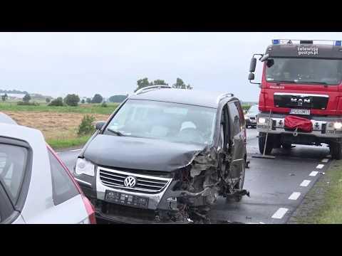 Wypadek Dw 434 Krajewice