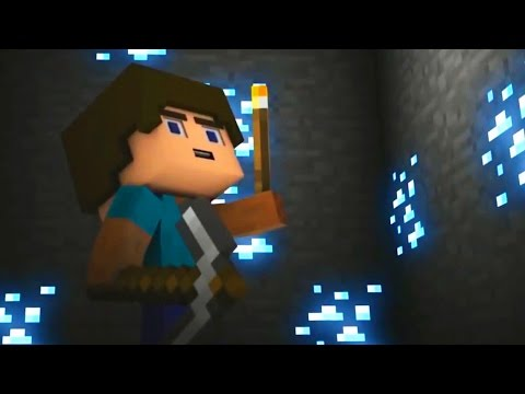 Download Lagu Top 5 Minecraft Song - Animations/Parodies Minecraft Song October 2015   Minecraft Songs ♪ MP3 Free