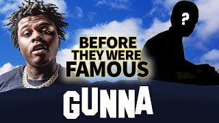 GUNNA | Before They Were Famous | Drip Too Hard | Biography