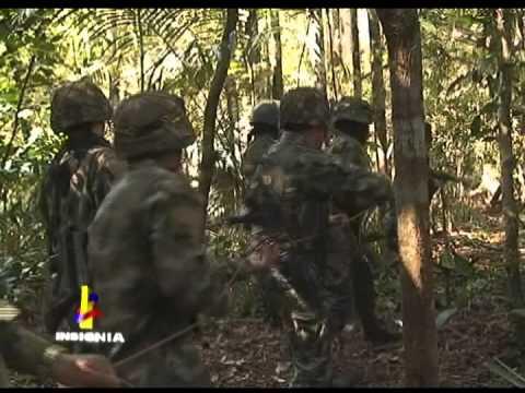 Ejército neutraliza guerrilleros en Teorama (Santander)