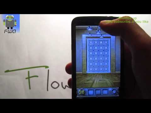 The Floor Escape Reloaded - level 58 - Solution - Explanation - Android