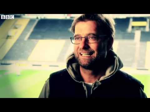 Dortmund Boss Jurgen Klopp's Football Philosophy
