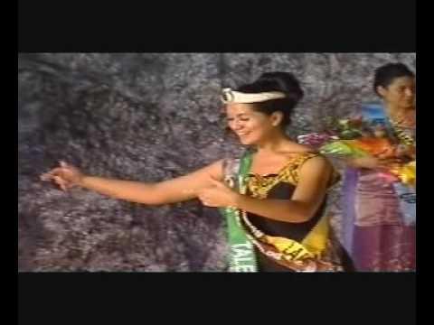 MISS SAMOA 2009 - JACINTA BOURNE OF LEAUVA
