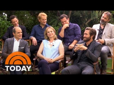 Cast and Director of 'Everest' Share Their Camaraderie   TODAY