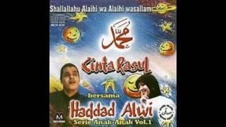 Download Lagu Cinta Rasul 1 Haddad Alwi Ft Sulis Full ALbum Gratis STAFABAND