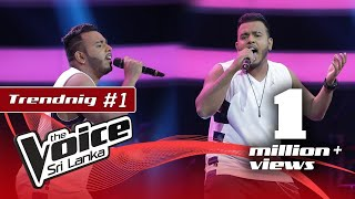 Naveen Dushantha - Budune Jesune  Blind Auditions | The Voice Sri Lanka