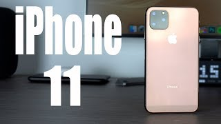 iPhone 11 Clone : Déballage et Impressions !
