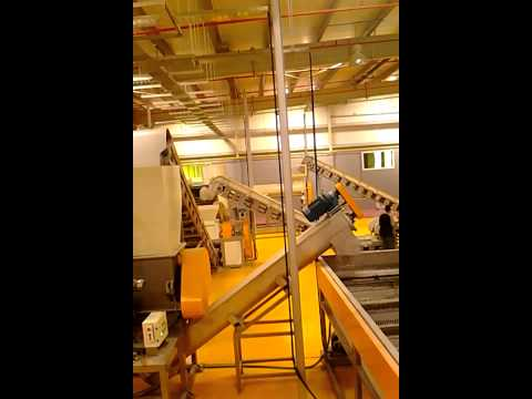 PE films washing line to Qatar(300 kg/h)