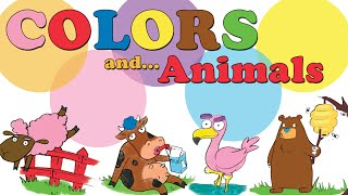 Colors and Animals, Colours Chant, Animals Chant