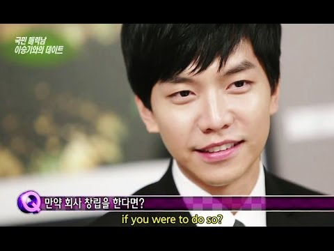 Entertainment Weekly | 연예가중계 - Lee Seunggi, 2ne1, Yoon Kyesang & More! (2014.03.28) video