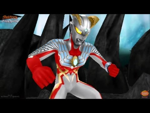 Ultraman All Star Chronicle - Extra END 29 - 30 Shining Zero Unlock ★Play PSP ウルトラマンオールスタークロニクル