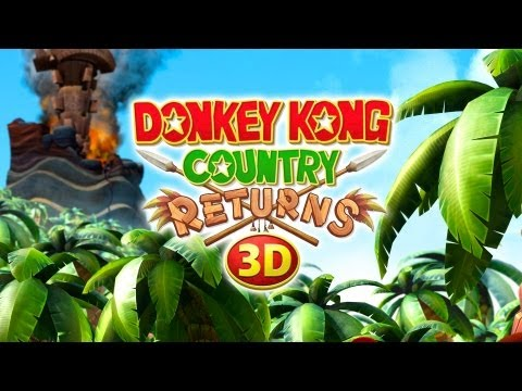 REVIEW - Donkey Kong Country Returns 3D