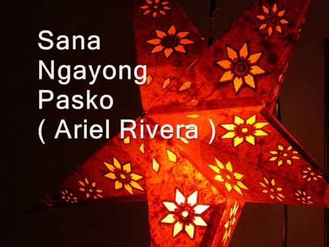 Paskong Pinoy Best Tagalog Christmas Songs Medley YouTube