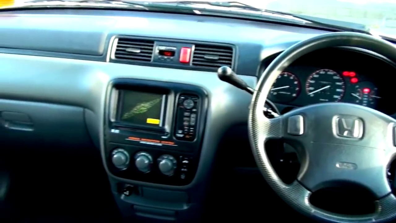 Honda Cr V 1997 2l Auto Youtube