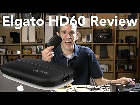 Elgato HD60 Game Capture Review