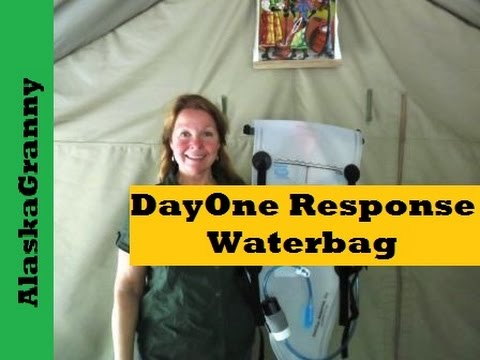 DayOne Response Waterbag- How To Use It