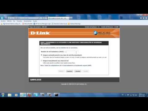 Configurar Router D-Link