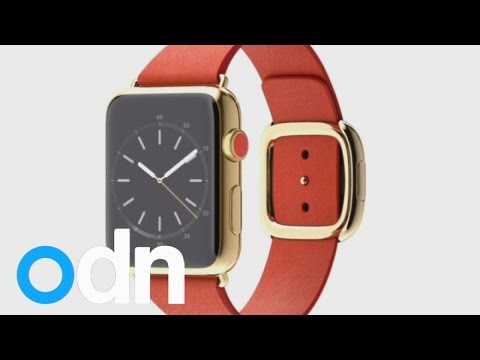 Apple Watch unveiled at much anticipated San Francisco event