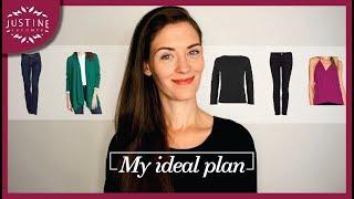 My perfect capsule wardrobe | CAPSULE GUIDE | Justine Leconte