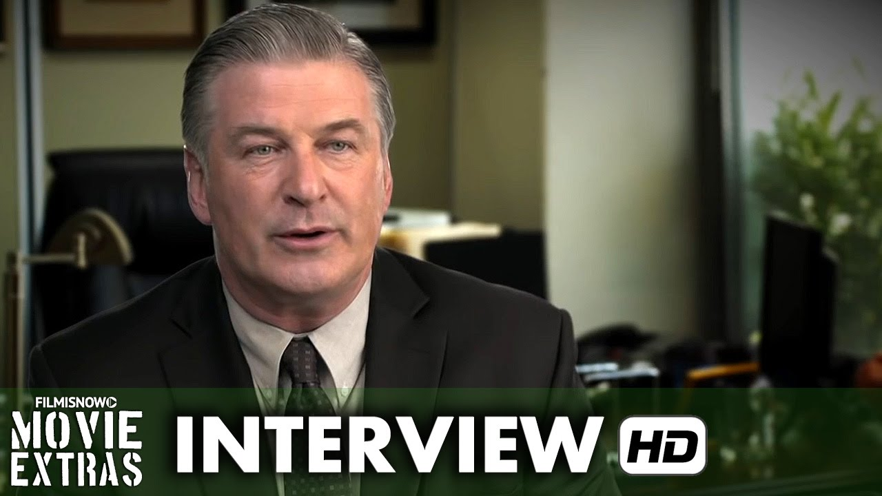 Concussion (2015) Behind the Scenes Movie Interview - Alec Baldwin is 'Dr. Julian Bailes'