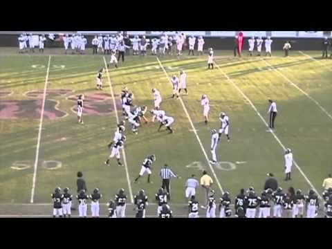 Football Sports Highlights 2014 AJ Bryant McCants Middle School