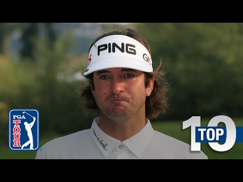Top 10: Emotional winning interviews on the PGA TOUR