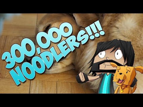 300000 Noodlers Video Special Minecraft Pocket Edition + Kopi